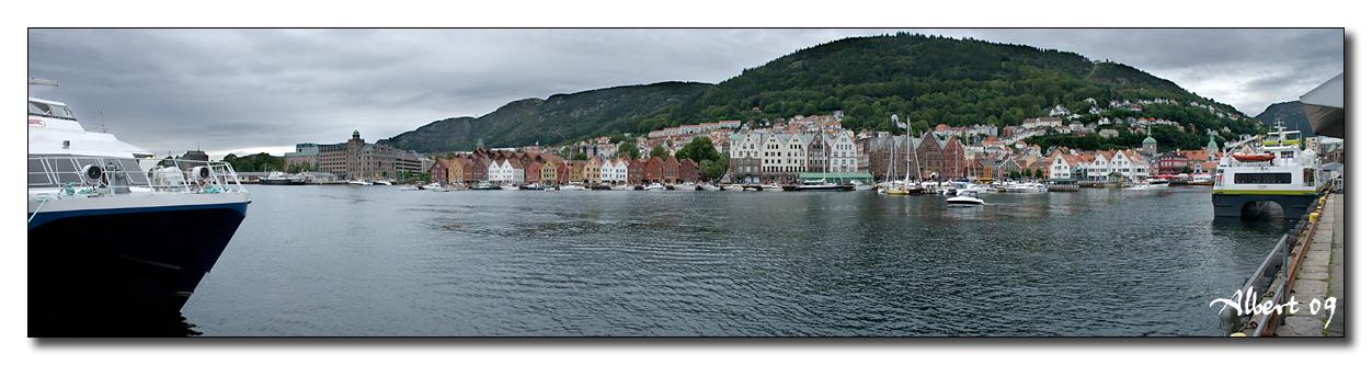 Bergen - Bryggen 1