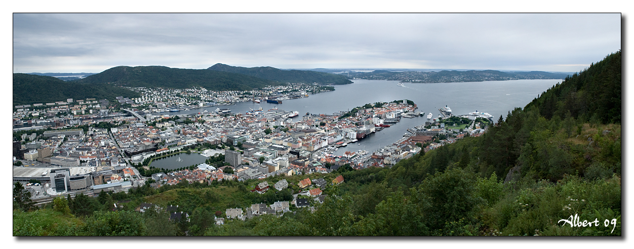 Bergen - Telefèric 1