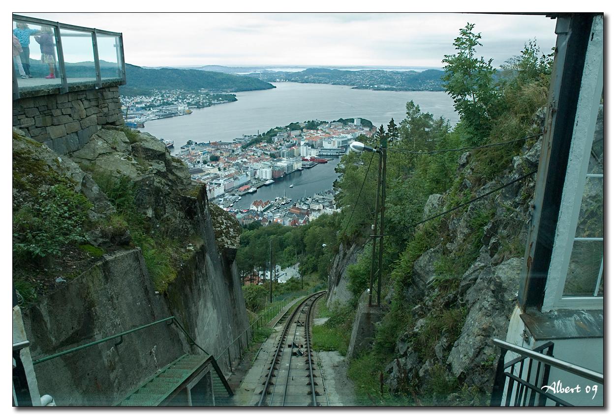 Bergen - Telefèric 2