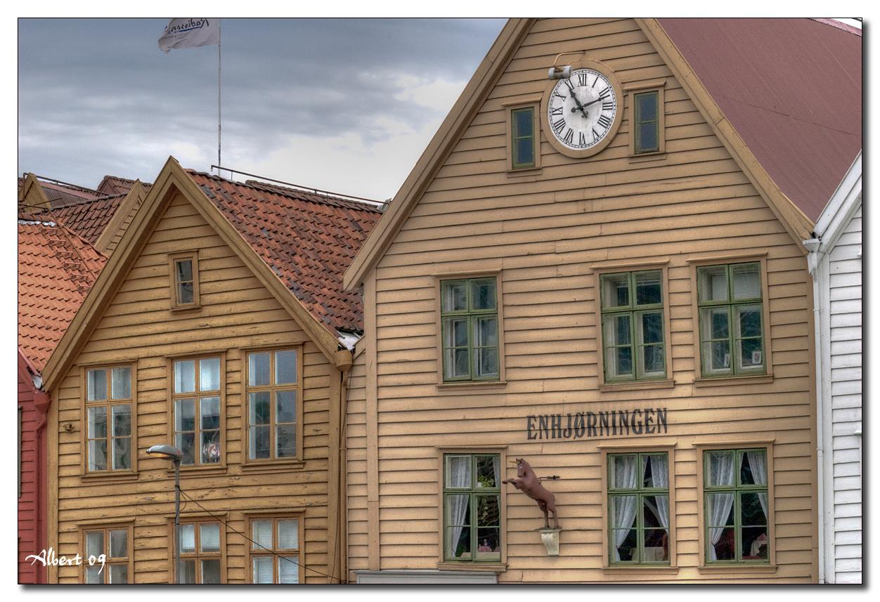 Bergen - Bryggen 5