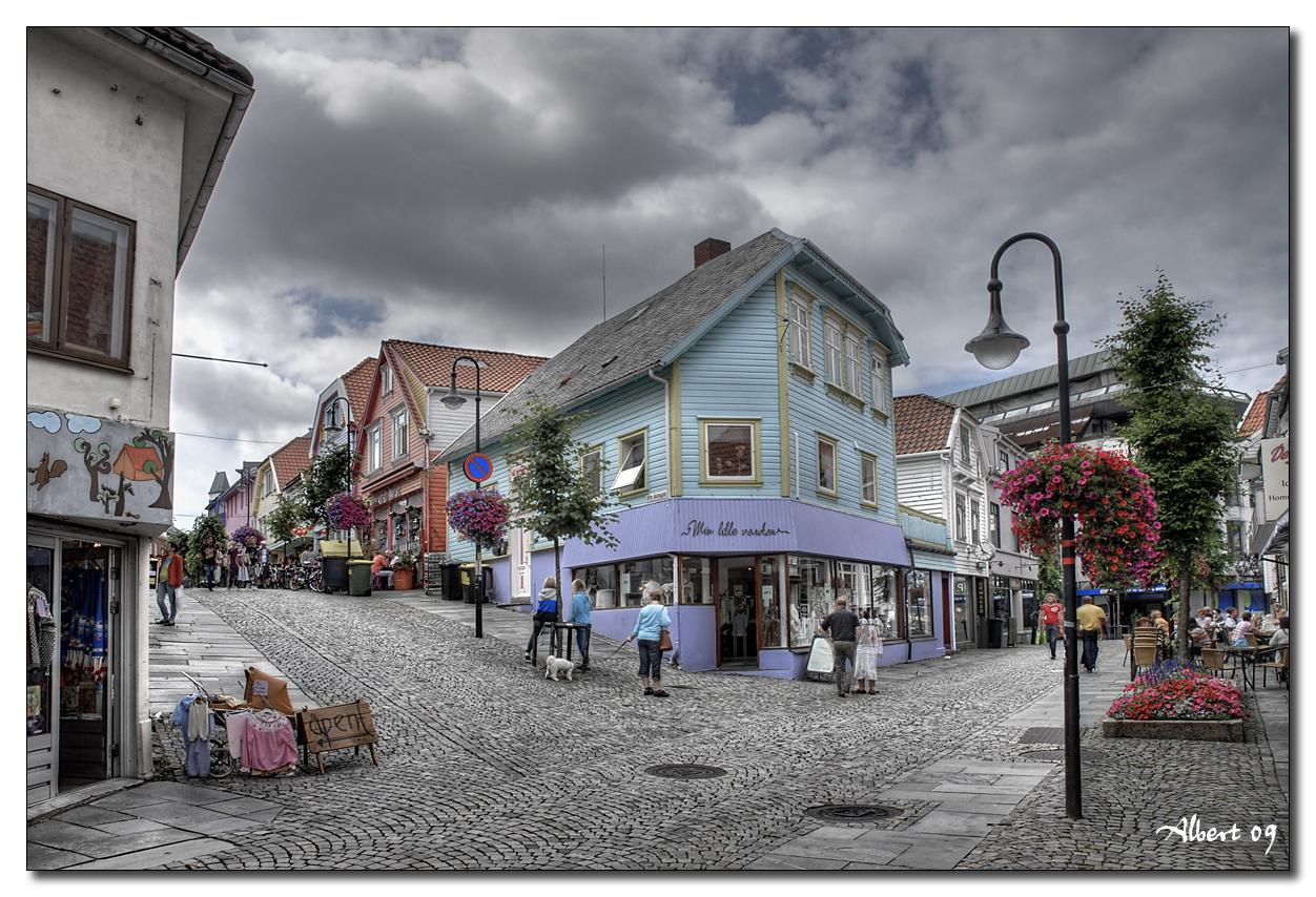 Stavanger - Casetes de colors 1