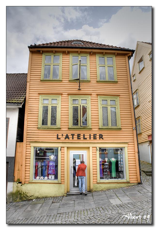 Stavanger - Casetes de colors 2