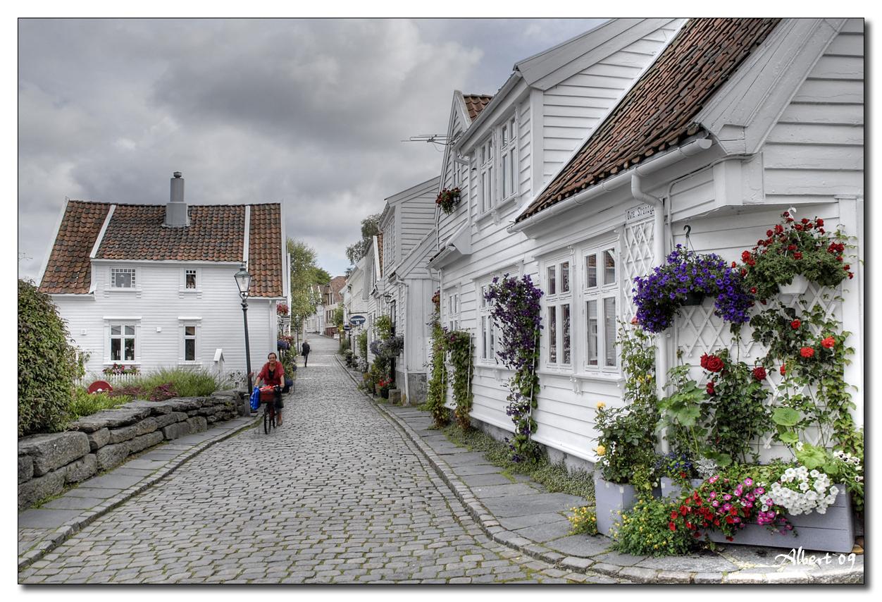 Stavanger - Barri antic 2