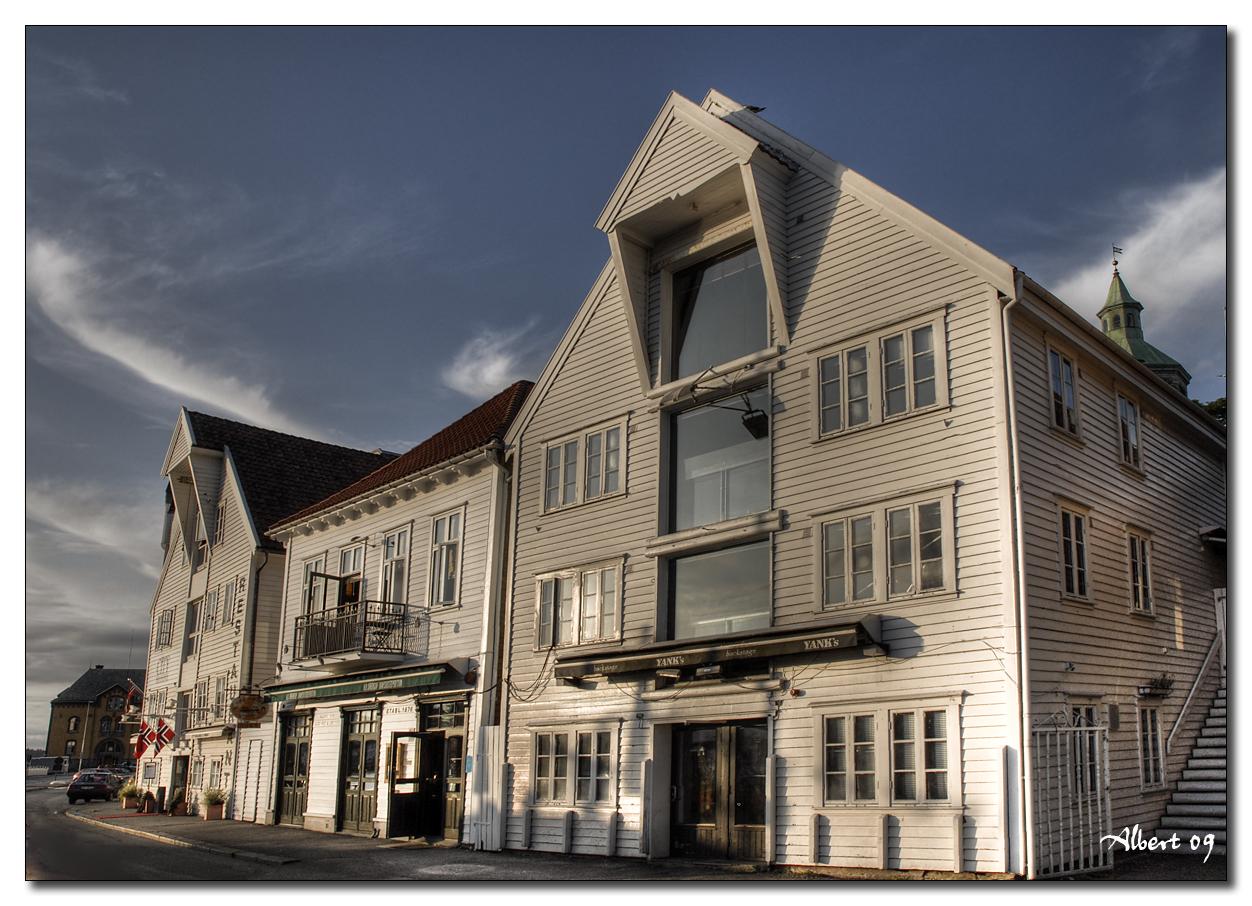 Stavanger - Casa 1