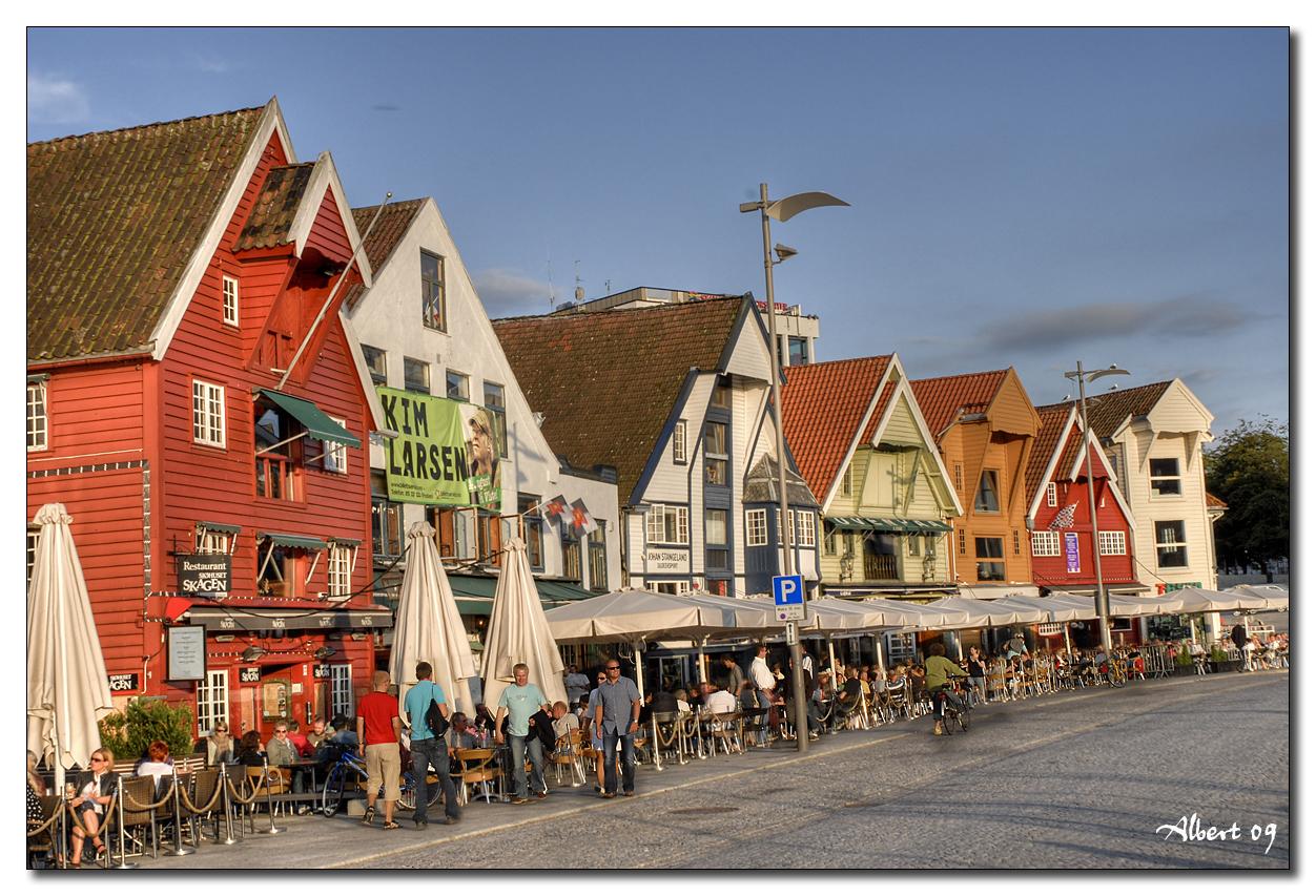 Stavanger - Port