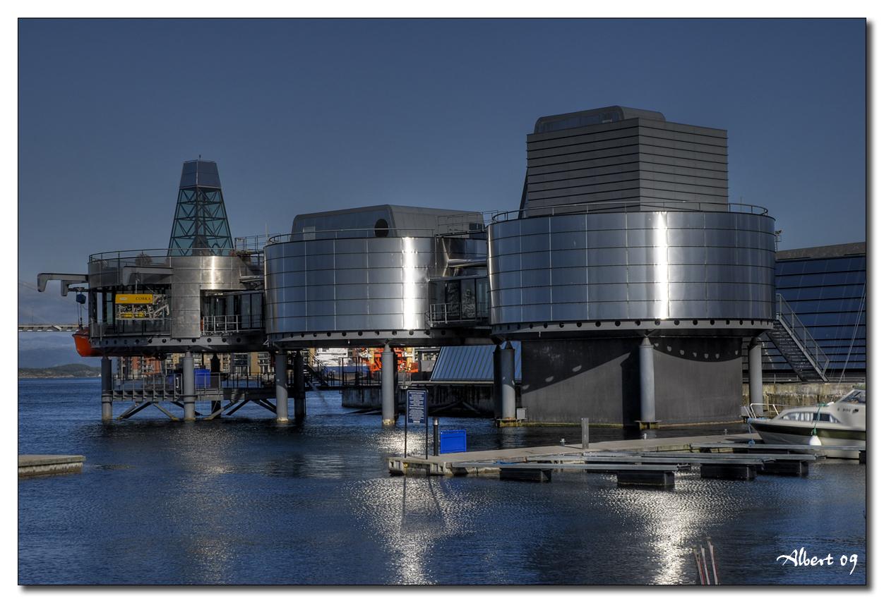Stavanger - Museu del petroli