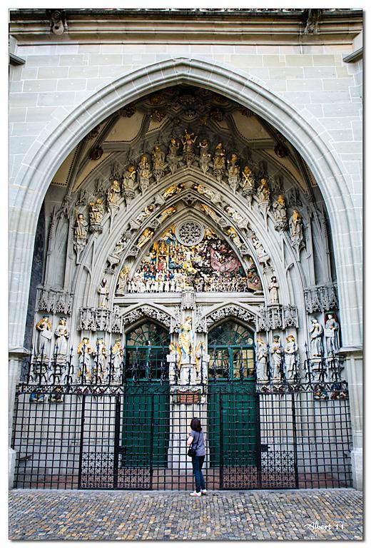Porta principal