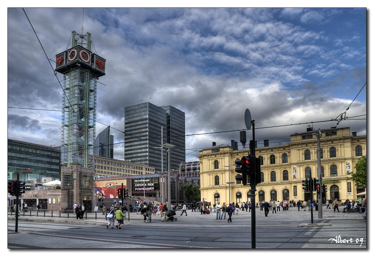 Oslo - Estació Central