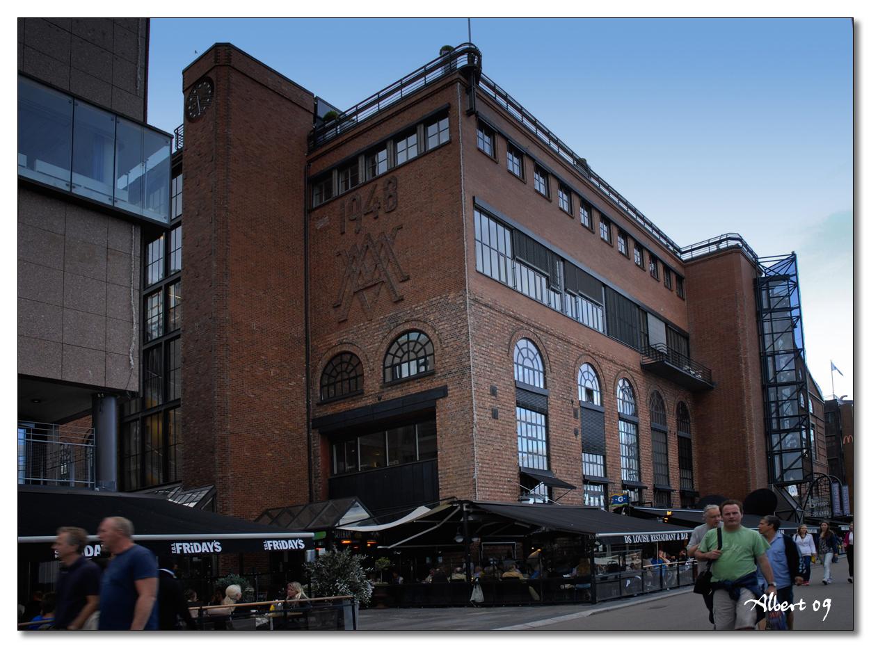 Oslo - Akker Brygge