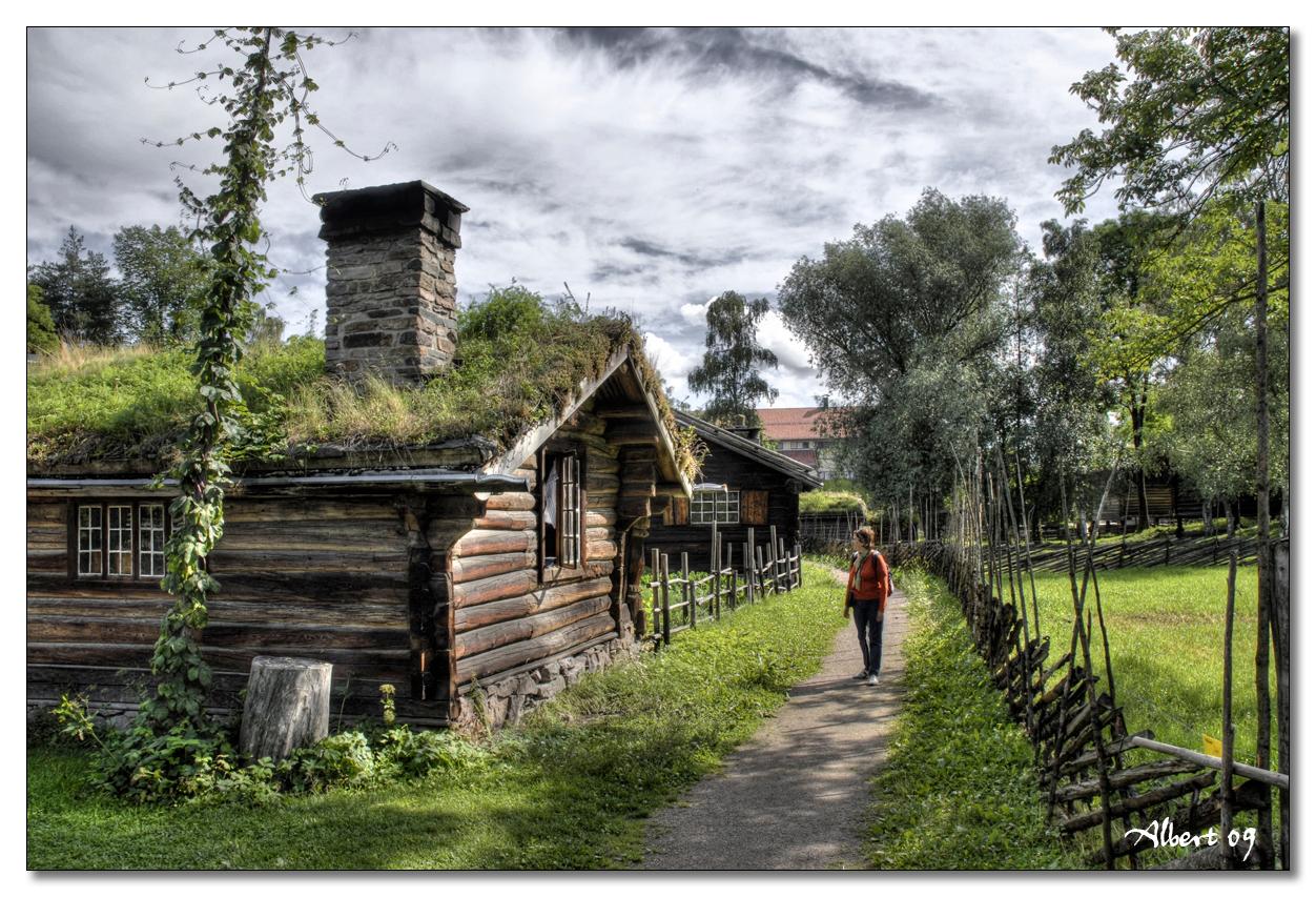 Oslo - Norks Folkemuseum 2