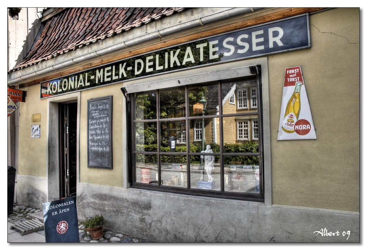 Oslo - Norks Folkemuseum 3