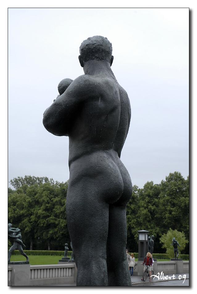 Oslo - Vigelandsparken 2