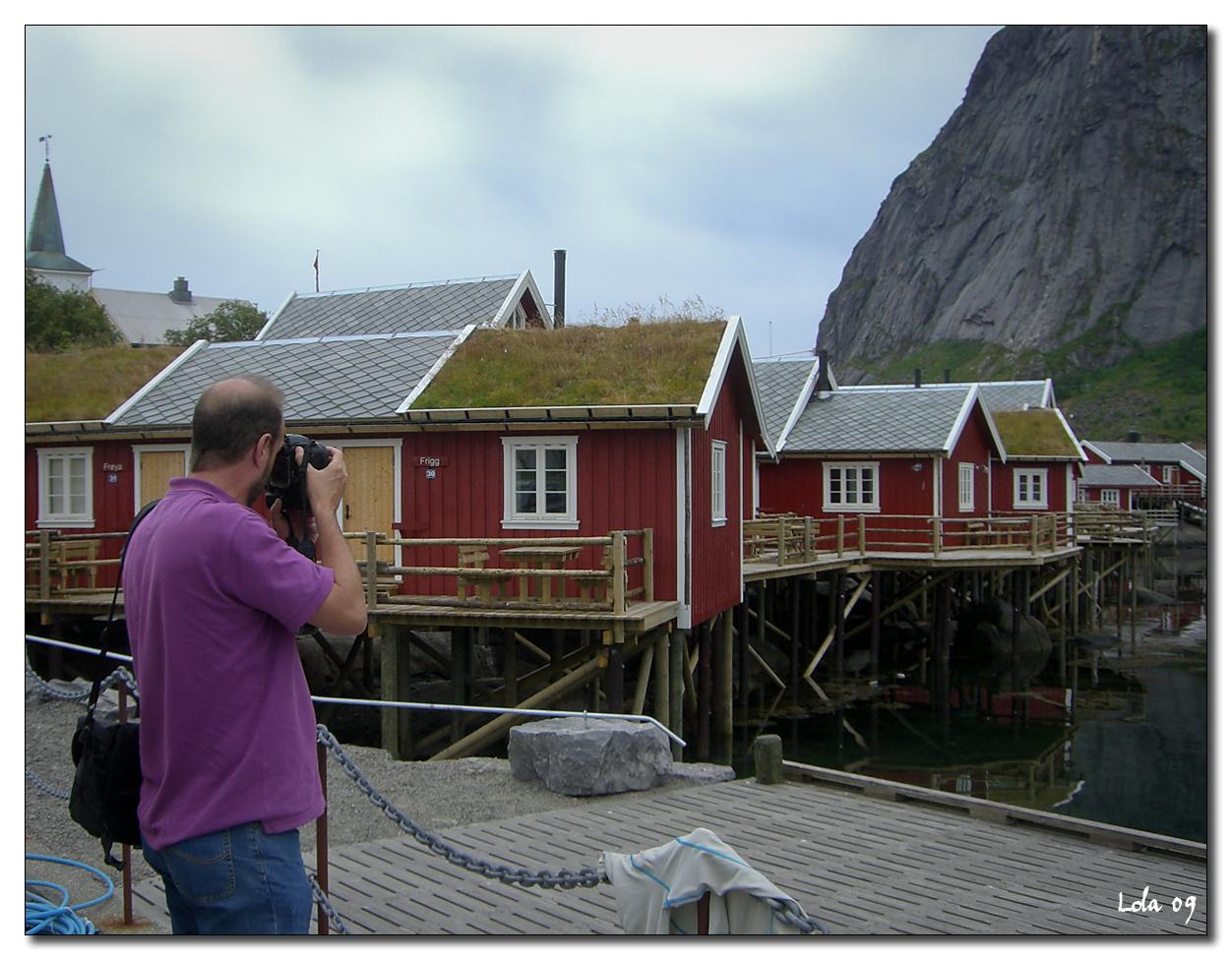 Lofoten - Nusfjord 1