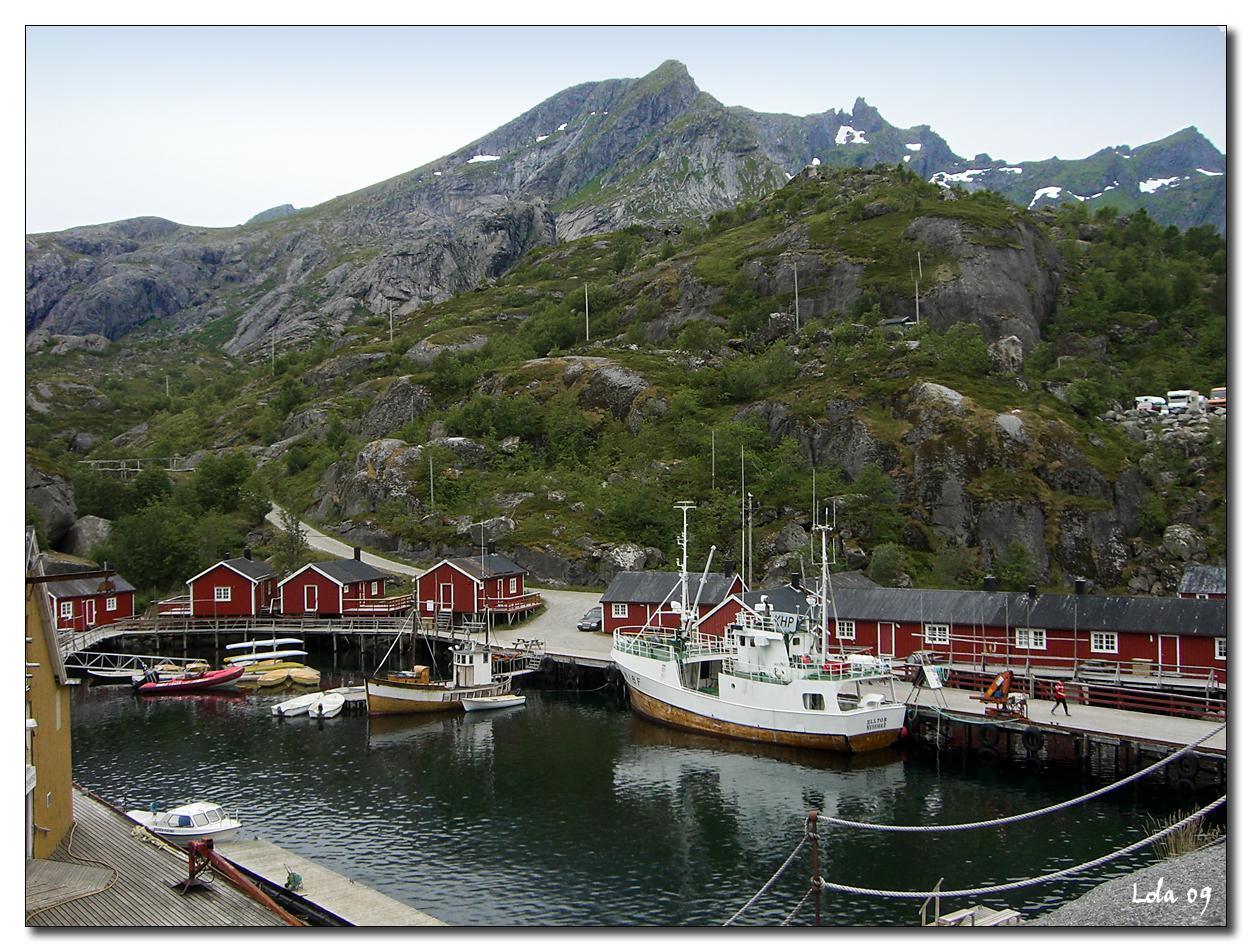 Lofoten - Nusfjord 2