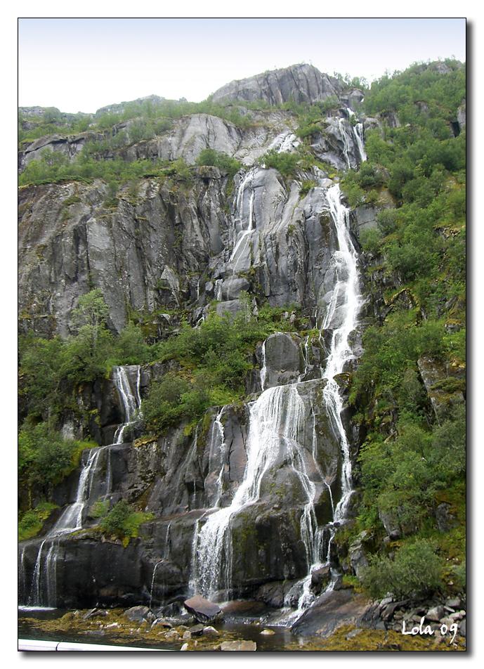Lofoten - Trollfjord 1
