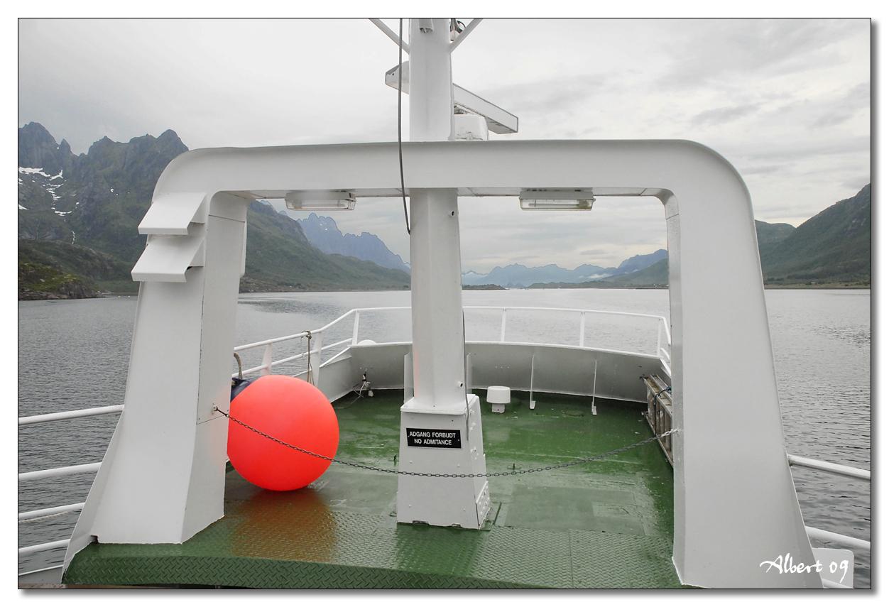 Lofoten - Trollfjord 3