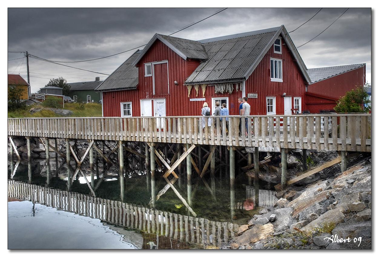 Lofoten - Henningsvaer 2