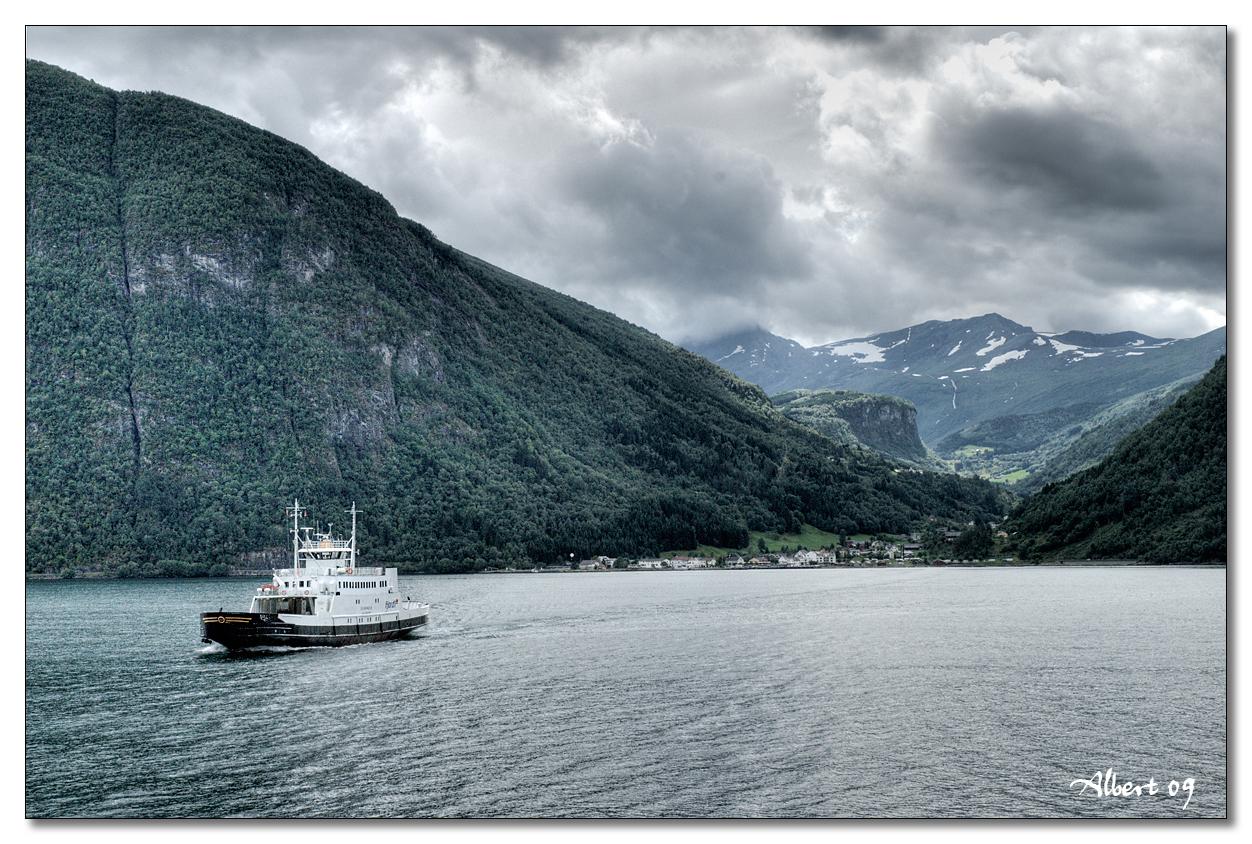 Geiranger Fjord 2