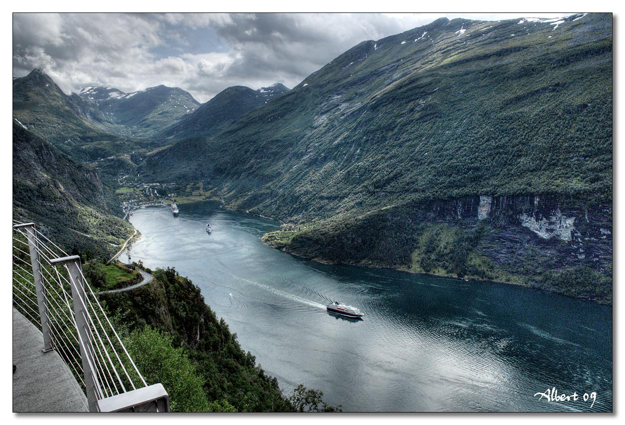 Geiranger Fjord 4