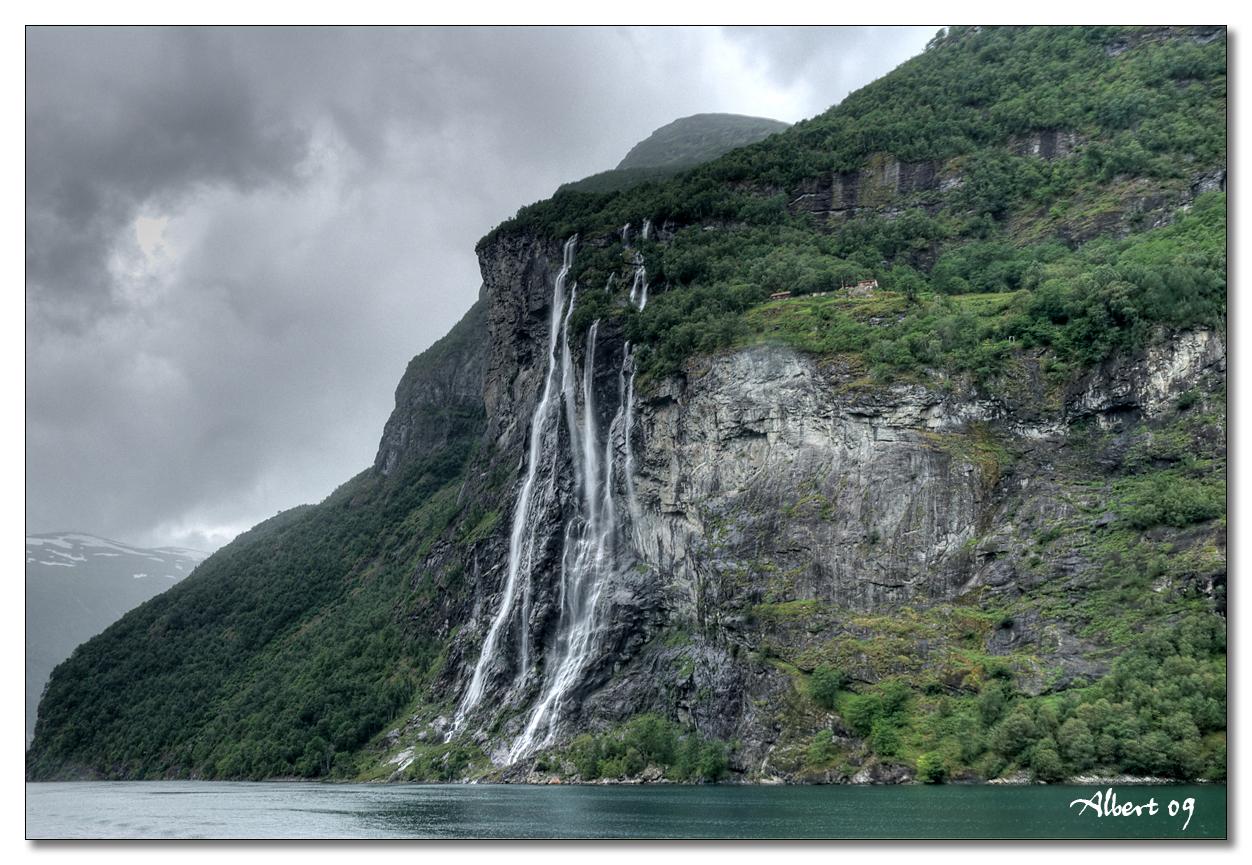 Geiranger Fjord 5