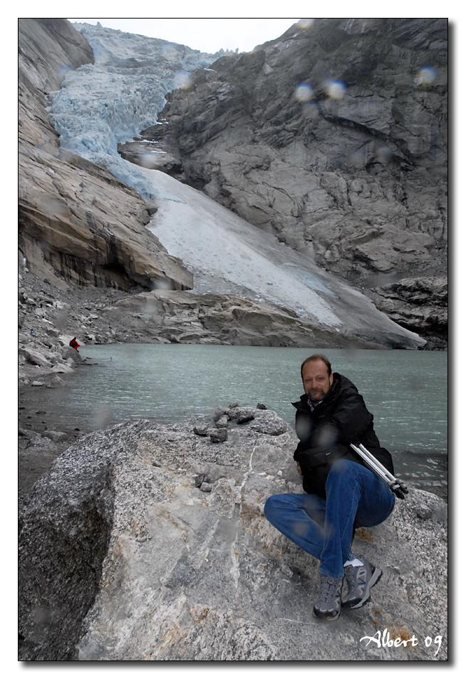 Glaciar de Briksdalbreen 3