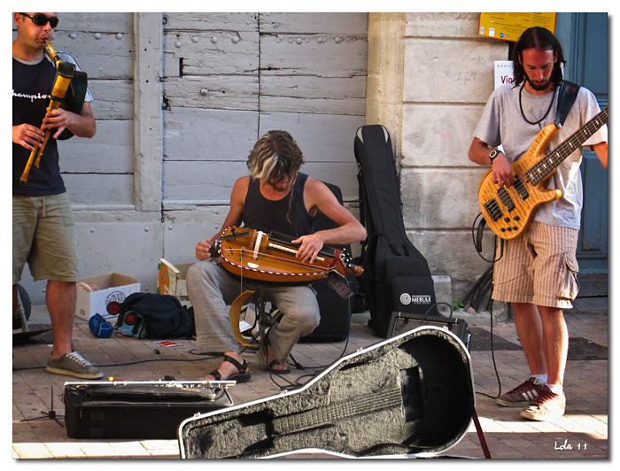 Músics al carrer 2
