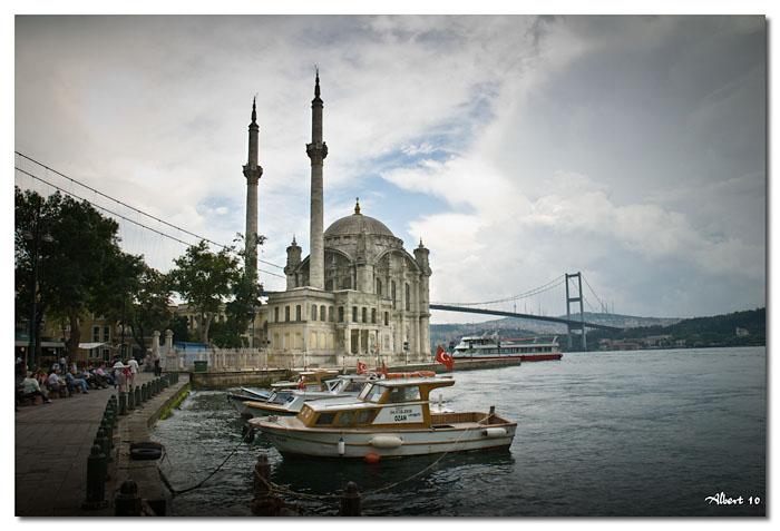 La Mesquita d'Ortakoy