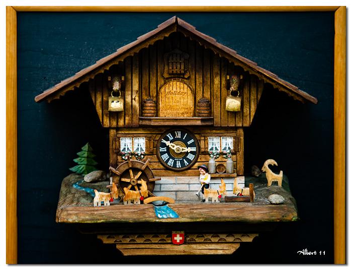 Rellotge de cucut
