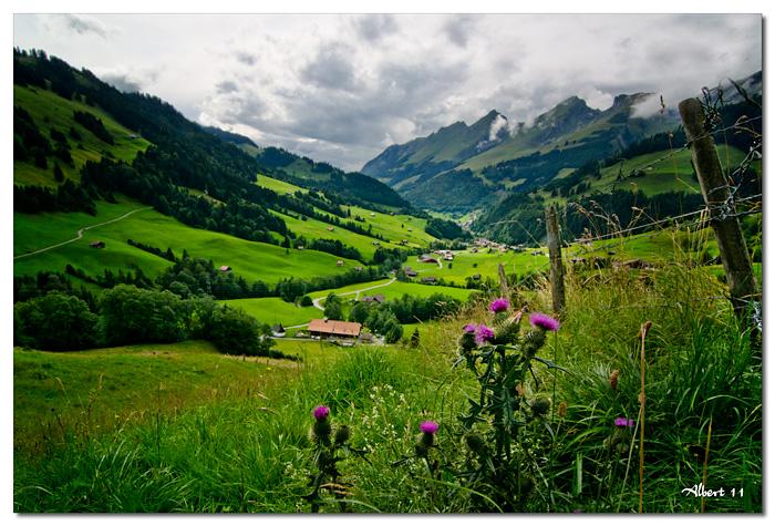 Vall de Jaunpass