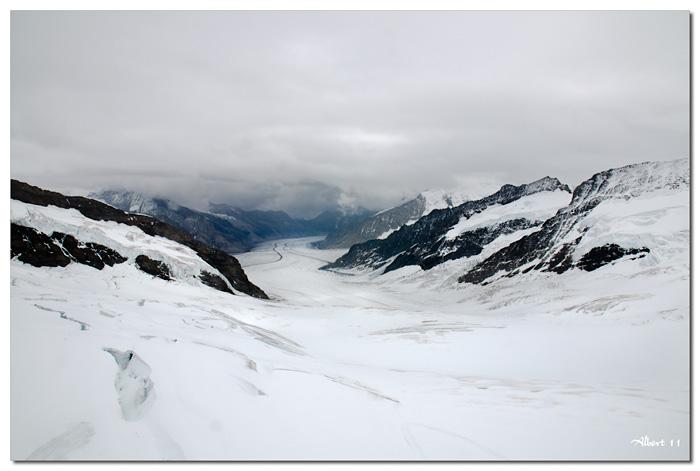 La glacera