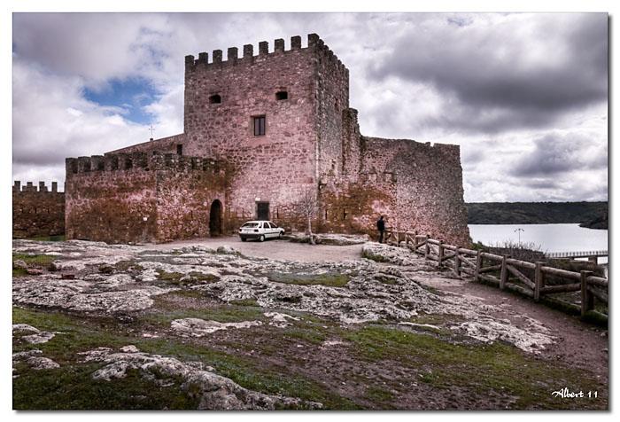 El castell de Peñarroya