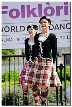 Una d'escoceses