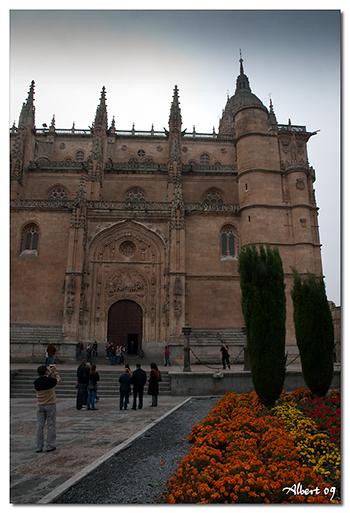 Porta de la Catedral Nova
