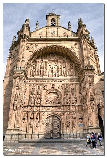 Porta del Convent de Sant Esteve