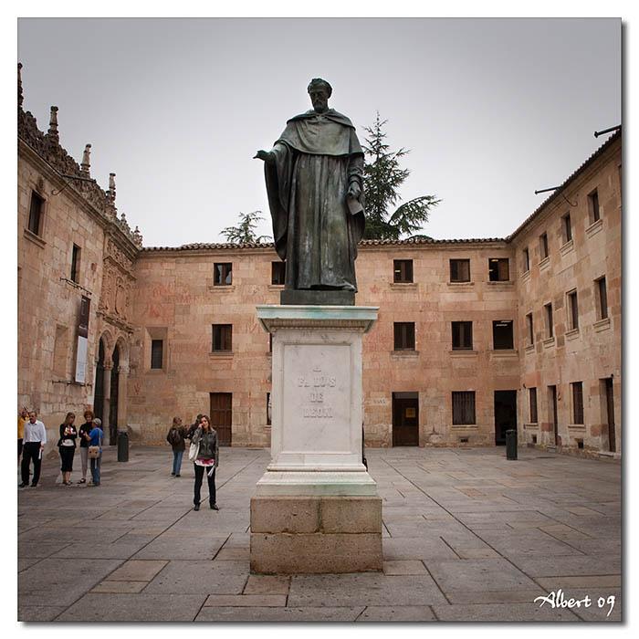Universitat - Escoles Majors - Fray Luis de León
