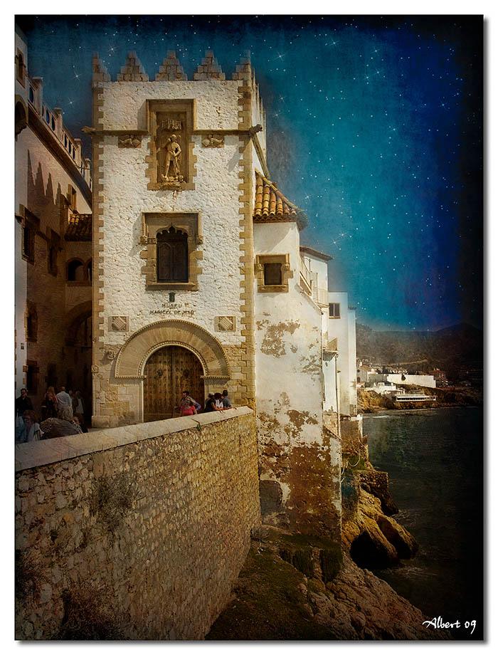 Estels a Sitges